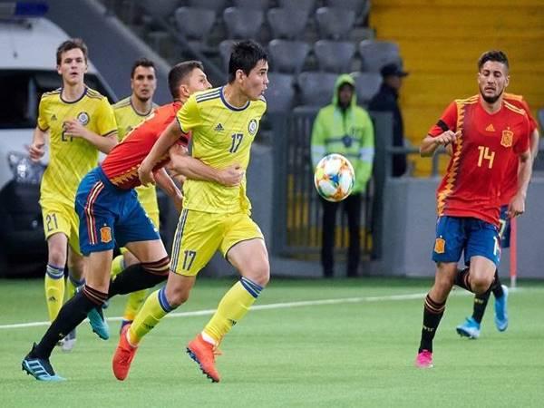 Soi kèo bóng đá U21 Kazakhstan vs U21 Bỉ, 20h00 ngày 4/6