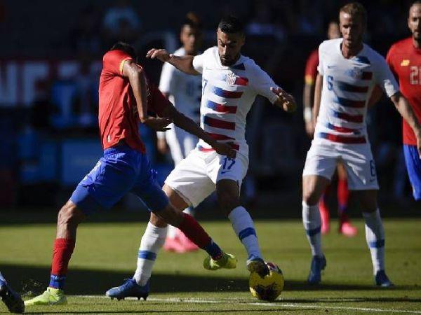 Nhận định kèo Mỹ vs Costa Rica, 6h00 ngày 10/6 - Giao hữu quốc tế