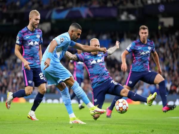 Tin Man City 16/9: Man xanh đè bẹp đội bóng RB Leipzig